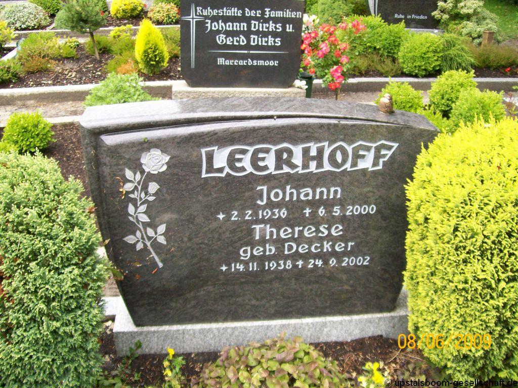 Leerhoff Friedeburg