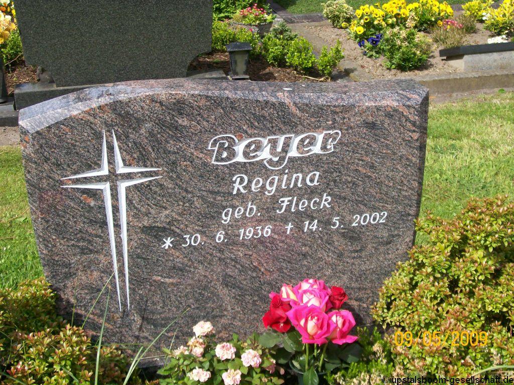 Regina beyer schauspielerin
